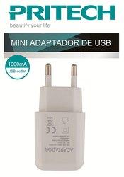 ADAPTADOR MINI USB 220-240V PRITECH