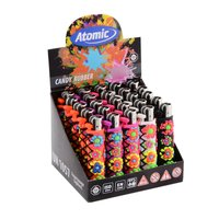 ATOMIC CANDY RUBBER FLORES