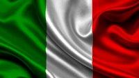 BANDERA ITALIA 155 X 100