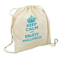 BOLSA  NATURA SACO MALLORCA KEEP CALM