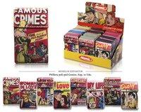 CAJETILLA ATOMIC SOFT COMICS