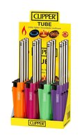 CLIPPER COCINA TUBE SHINNY COLORS EN DISPLAY