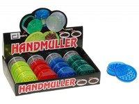 GRINDER PLASTICO 3 PARTES