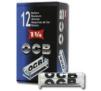 OCB ROLLER PLASTIC 78mm 12 unid.