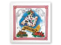 PAÑO TELA MALLORCA GRANDE ISLA DELFIN