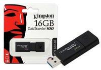 PENDRIVE USB 3.0 KINGSTON  16 GB