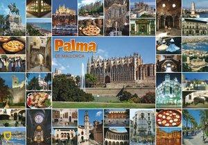 POSTAL EORO 10X15 3015 PALMA DE MALLORCA