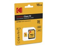 SDHC MICRO 16 GB KODAK 20Mb/s C10