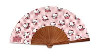 ABANICO MADERA HELLO KITTY 1010000HK5