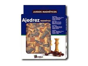 JUEGO MAGNETICO MARIGO 16 cms AJEDREZ