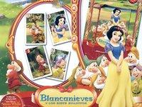 NAIPE INFANTIL BLANCANIEVES