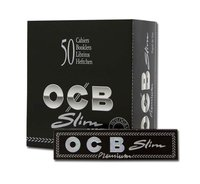 OCB SLIM PREMIUM 50  BLOCS / 32 HOJAS