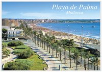 SALVAMANTEL Nº 03 PLAYA DE PALMA