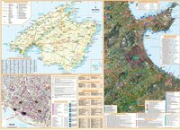 CARTOGRAMA ALCUDIA - CAN PICAFORT