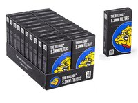 FILTROS BULLDOG BLACK POPTIPS 5,3mm 20X150 unid