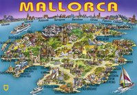 POSTAL EORO 10X15 3004 GENERAL MALLORCA