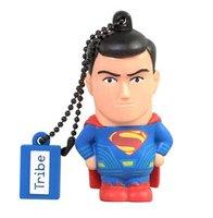 USB PENDRIVE COLECCION 16 GB SUPERMAN MOVIE