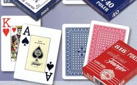 NAIPE FOURNIER POKER 818 - 55 CARTAS