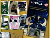 NAIPE INFANTIL WALL-E