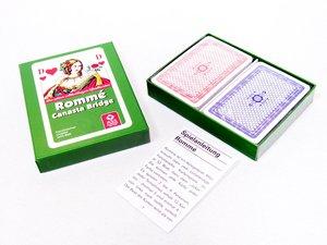 NAIPE ROMME BOX KARTON