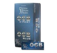OCB X-PERT BLUE BLOC 50 / 50 HOJAS